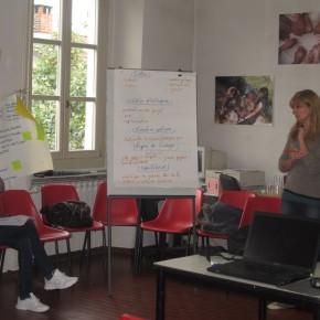 Workshop con Silvia Pochettino – Campagne di sensibilizzazione