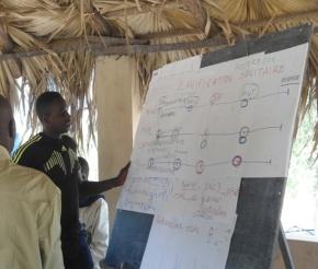 Activités au Sénégal de l'ASPJ – Le attività in Senegaldell'ASPJ