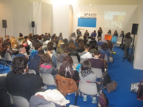 Un successo l'incontro al Salone Internazionale del Libro tra i giovani partecipanti italiani del progetto Jeuneap e le istituzioni locali!